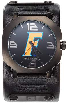 Rockwell Kohl's Florida Gators Assassin Leather Watch - Men