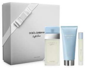 Dolce & Gabbana Light Blue Eau de Toilette Three-Piece Gift Set
