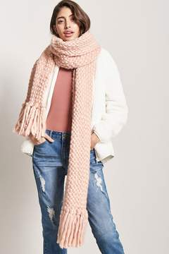 Forever 21 Chunky Oblong Scarf