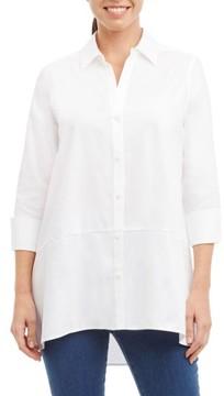 Foxcroft Women's Daniela Non-Iron Tunic Shirt