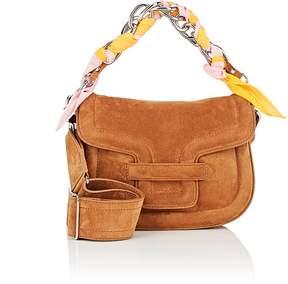 Pierre Hardy Women's Alphaville Mini Suede Shoulder Bag