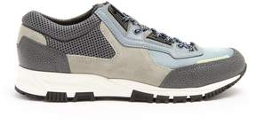 Lanvin Contrast-panel low-top trainers