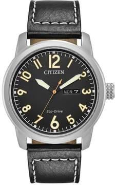 Citizen BM8471-01E Black Stainless Steel Chandler Men's Eco-Drive Watch
