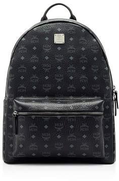MCM Visetos Large Stark Backpack