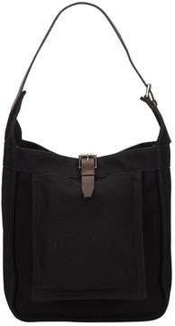 Hermes Cloth handbag - BLACK - STYLE