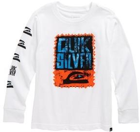 Quiksilver Boy's Awaken The Vibe Graphic T-Shirt