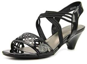 Impo Womens Elora Open Toe Special Occasion Slingback Sandals.