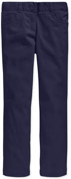Nautica Uniform Stretch Bootcut Pants, Big Girls Plus