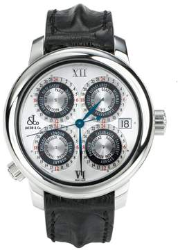 Jacob & co GMT World Time Automatic GMT6SS