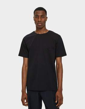 Lemaire Tee Shirt in Black