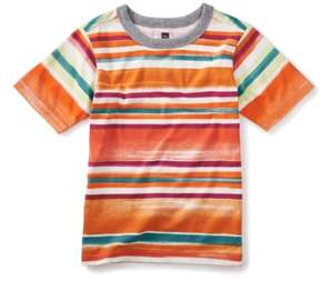 Tea Collection Painterly Stripe T-Shirt