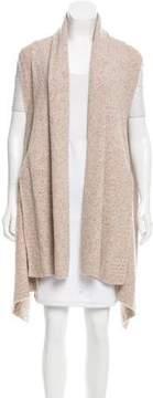 Brochu Walker Asymmetrical Tweed Vest w/ Tags
