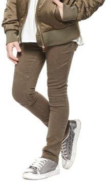 Dex Girl's Moto Denim Jeans