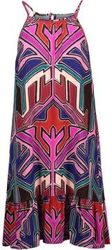 Tart Collections Angelica Printed Jersey Mini Dress