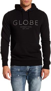 Globe Mod Graphic Long Sleeve Hoodie