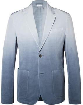 Jil Sander Slim-Fit Garment-Dyed Woven Blazer