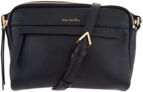 Vera Bradley Leather Mallory Petite RFID Crossbody Bag