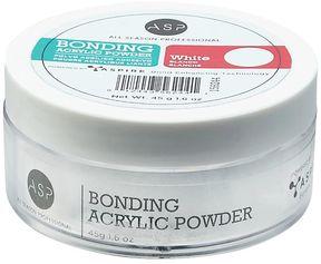 ASP White Bonding Acrylic Powder 1.6oz.