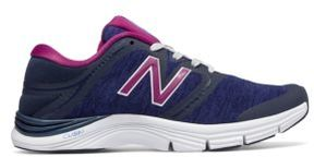 New Balance Leather and Mesh Athletic Sneakers