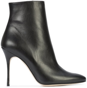 Manolo Blahnik Insopo ankle boots