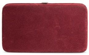 Merona Women's Faux Leather Clutch Wallet L