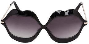 Betsey Johnson Hot Lips Sunglasses
