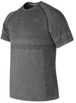 New Balance Men's MT73913 Short Sleeve Seamless Tee
