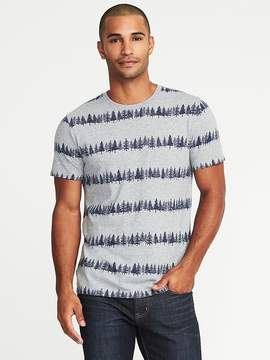 Old Navy Soft-Washed Nature-Graphic Tee for Men