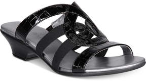 Karen Scott Emmee Slide Sandals, Created for Macy's Women's Shoes