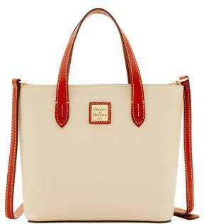 Dooney & Bourke Pebble Grain Mini Waverly Top Handle Bag