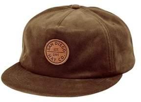 San Diego Hat Company Men's Flat Bill Baseball Cap Sdh3013.