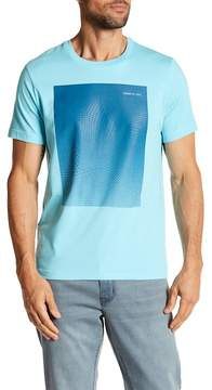 Kenneth Cole New York Ombre Hexagon Tee