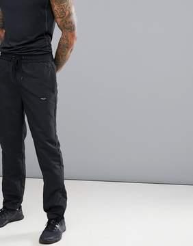 Nicce London training bottoms in black