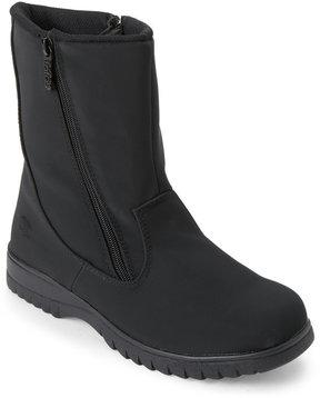 totes Black Rosie Waterproof Snow Boots