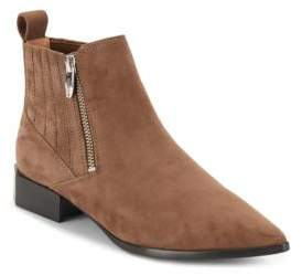 Sigerson Morrison Bambie Point Toe Leather Booties