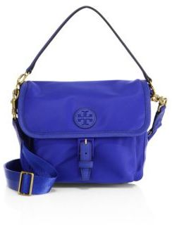 Tory Burch Scout Nylon Crossbody Bag - FRENCH GREY - STYLE