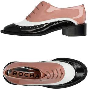 Rochas Lace-up shoes