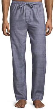 Derek Rose Ranga 29 Plaid Cotton Lounge Pants