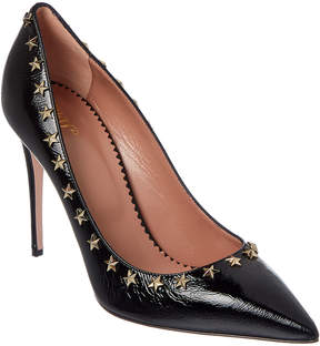 RED Valentino Patent Pump