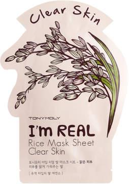 Tony Moly TONYMOLY I'm Real Rice Mask Sheet