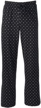 Croft & Barrow Men's True Comfort Patterned Lounge Pants