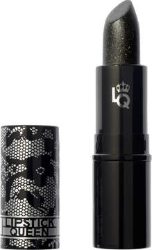 Lipstick Queen Black Lace Rabbit Lipstick - Black Lace (sheer black w/ fine gold shimmer)