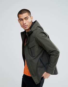 Brave Soul Chest Pocket Harrington Jacket
