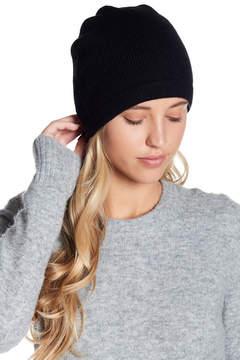 Kate Spade Contrast Bow Knit Beanie