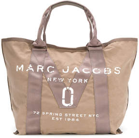 Marc Jacobs logo tote - NUDE & NEUTRALS - STYLE