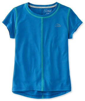 L.L. Bean Girls Active Performance Tee