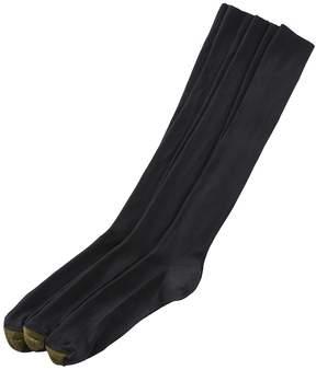 Gold Toe GOLDTOE Men's GOLDTOE Metropolitan Over-the-Calf Dress Socks