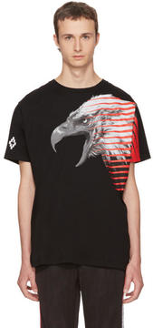 Marcelo Burlon County of Milan Black Iamens T-Shirt