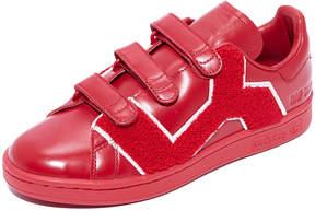 adidas Raf Simons Stan Smith Comfort Badge Sneakers
