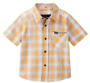 Hurley Short Sleeve Woven Top (Baby Boys)